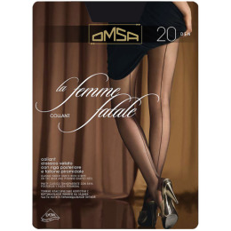 "Omsa колготки ""La Femme Fatale 20"" nero"