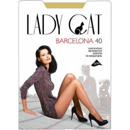 """Lady Cat колготки """"Barcelona. 40"""" телесный"""