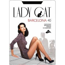 """Lady Cat колготки """"Barcelona. 40"""" черный"""