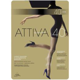 """Omsa колготки """"Attiva. 40"""" Visone"""