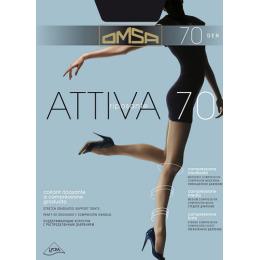 "Omsa колготки ""Attiva 70"" camoscio"