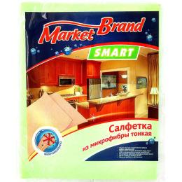 MarketBrand тряпка для пола из микрофибры 50х60
