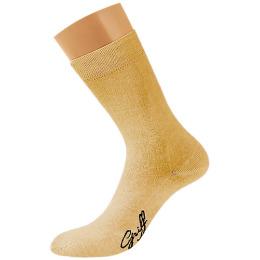 """Griff носки женские """"D4O3"""" однотонные Beige"""