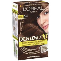 "L'Oreal краска для волос ""Excellence. 10"""