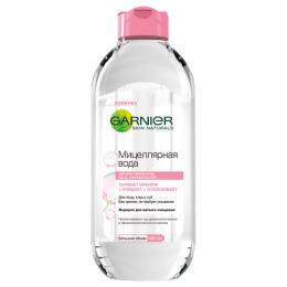 Garnier мицеллярная вода для чувствительной кожи