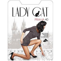 """Lady Cat колготки """"Praha. 40"""" box загар"""