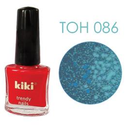 "Kiki лак для ногтей ""Trendy Nails mini"" 6 мл"