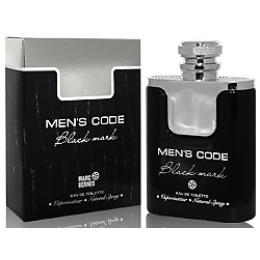 """Marc Bernes туалетная вода мужская """"Code. Black Mark"""""""
