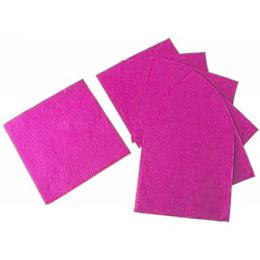"""Berry салфетки """"Премиум. Розовые"""" 1-слойные, 25 х 25 см"""