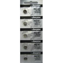 """Energizer батарейка часовая """"Silver Oxide. 362/361 MBL"""""""
