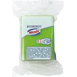 """Nicols кухонные губки """"Economic"""" профилированные"""