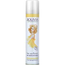 """Olivia лак для волос """"Жожоба"""" сильной фиксации с экстрактом"""