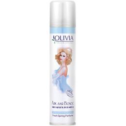 """Olivia лак для волос """"Ромашки"""" сильной фиксации с экстрактом"""