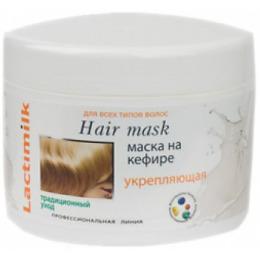 Lactimilk маска на кефире для всех типов волос