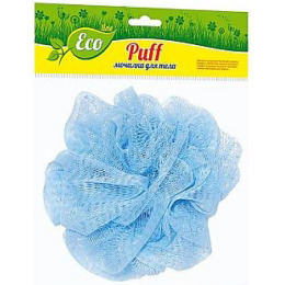 "Русалочка мочалка для тела ""Eco Line. Puff"""