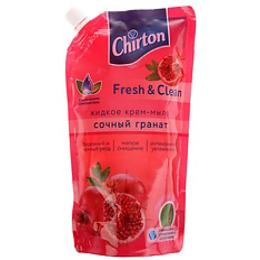 """Chirton крем - мыло """"Сочный гранат"""" жидкое, 500 мл"""