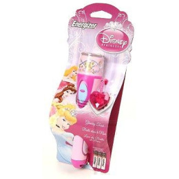 Energizer фонарь Princess, розовый