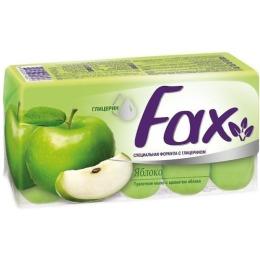 """Fax мыло """"Зеленое яблоко"""""""