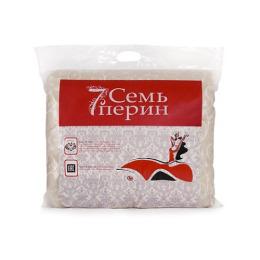 """7 Перин одеяло """"Силиконизированное волокно"""" 172х205 в п/э пакете"""