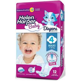 "Helen Harper подгузники ""Baby Maxi"" 7-18 кг"