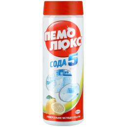 """Пемолюкс средство чистящее """"Лимон"""", 480 г"""
