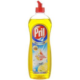 "Pril средство для мытья посуды ""Дуо-актив. Лимон"""