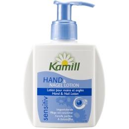 """Kamill лосьон для рук и ногтей """"Sensitiv 12 hours"""" для чувствительной кожи, с дозатором, 125 мл"""