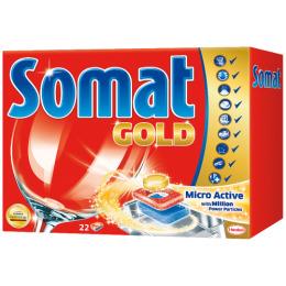 """Somat таблетки для посудомоечных машин """"Голд Табс"""""""