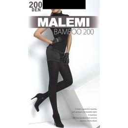 "Malemi колготки ""Bamboo 200"" черные"