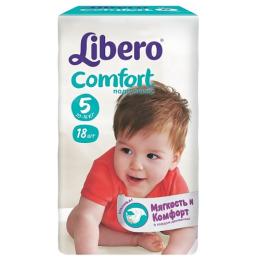 "Libero подгузники ""Comfort"" 10-16 кг"