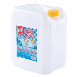 Help средство для мытья полов концентрированное  канистра