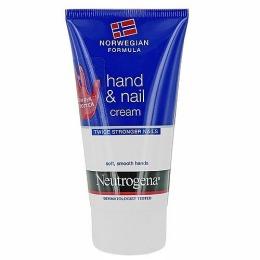 "Neutrogena крем-уход для рук и ногтей ""Норвежская формула"", 75 мл"