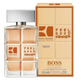 """Boss туалетная вода """"Orange man feel good""""  мужская"""