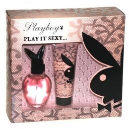 "PlayBoy туалетная вода ""Play it Sexy""  50 мл + лосьон для тела 75 мл"