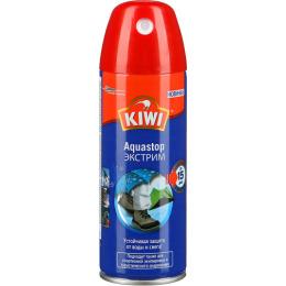 """Kiwi средство """"Aquastop. ЭКСТРИМ"""" по уходу за изделиями из кожи замши и текстиля аэрозольное, 200 мл"""