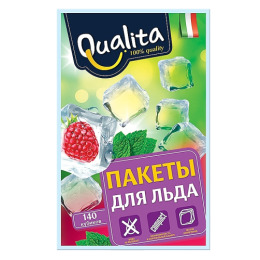 Qualita пакетики для льда
