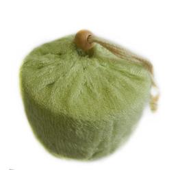 Чеширка мочалка № 113 спонж/бамбук