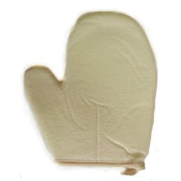 Чеширка мочалка № 79 рукавица бамбук