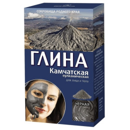 """Фитокосметик глина """"Камчатская"""""""