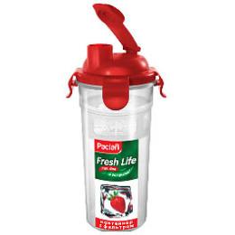 Fresh Life контейнер для пищевых продуктов с фильтром и дозатором круглый высокий