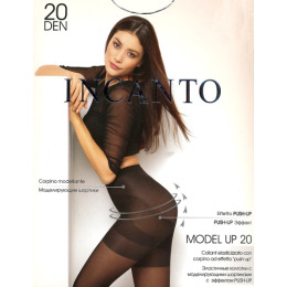 "Incanto колготки женские ""Model Up"" 20d SS, Naturel"