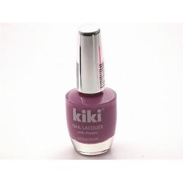 "Kiki лак для ногтей ""SILVER"" с протеином"
