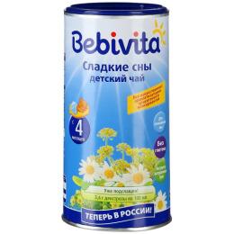 """Bebivita чай """"Сладкие сны"""" гранулированный, 200 г"""