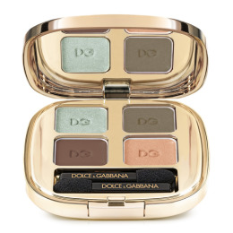 "Dolce & Gabbana тени для век ""DREAMY"" 4 цвета"
