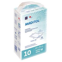 Maditol простыни гигиенические 60 х 90 см