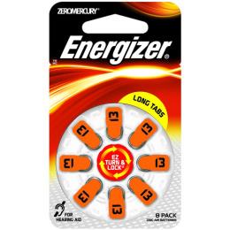 "Energizer батарейка для слухового аппарата ""Hearing Aid. 13 TL-8"""