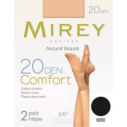 """Mirey носки """"Comfort 20"""" nero"""