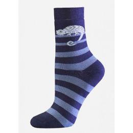 БЧК носки детские 3060 рис. 829, темно-синие
