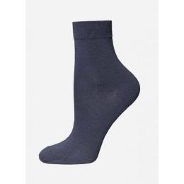 БЧК носки детские 3081 однотонные, темно-серые