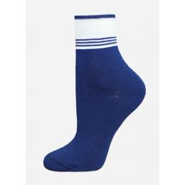"""БЧК носки женские 1100 """"CLASSIC"""" рис. 020, темно синие"""